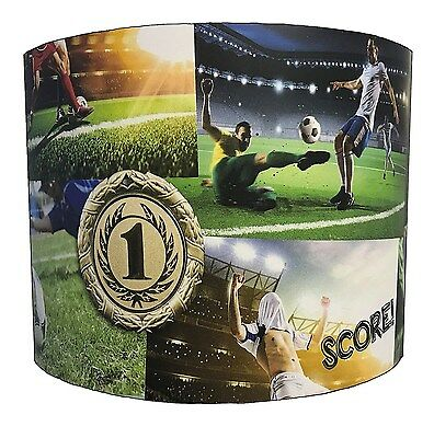 Lampshade Ideal To Match Football Quilts Football Wall Decals Football Wallpaper