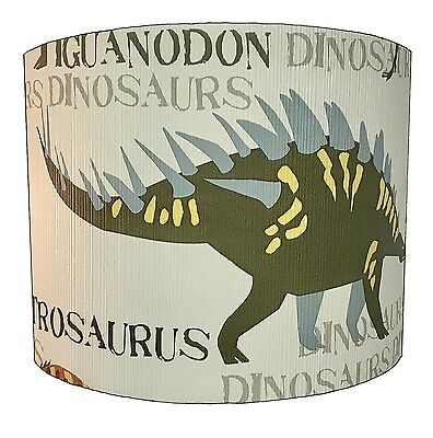 Lampshade Ideal To Match Dinosaur Wallpaper Dinosaur Duvets Dinosaur Wall Decals
