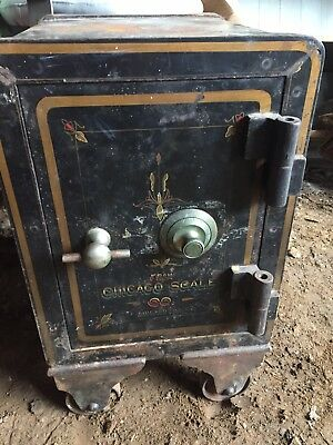 Small Chicago Scale Co Safe