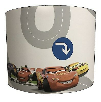 Disney Cars Lampshades Ideal To Match Disney Cars Duvets Disney Cars Wall Decals
