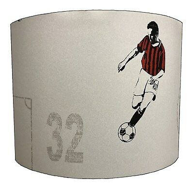 Football Lampshades Ideal To Match Football Duvets & Football Wallpaper Borders.