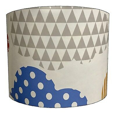 Marshmallow Lampshades Ideal To Match Marshmallow Duvets & Marshmallow Wallpaper