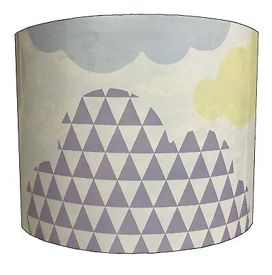 Marshmallow Lampshades Ideal To Match Marshmallow Duvets, Marshmallow Wall Decal