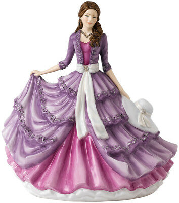 Royal Doulton Figurine Of The Year 2018 'jessica' (Hn5871) Brand New/boxed