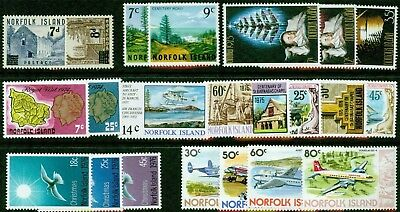 Norfolk Island      - 1958-81 – Collection  -  Vf  **