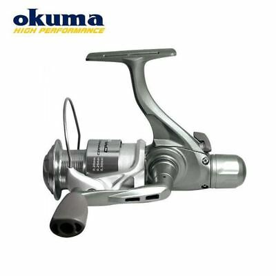 Okuma Compressa Front Drag Spinning Fishing Reel CP-30 CP-40 CP-50 CP-65