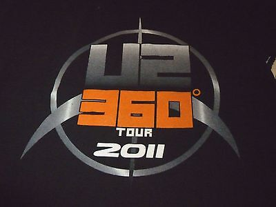 U2 Tour Shirt ( Used Size M ) Very Good Condition!!!