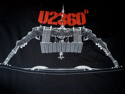 U2 Tour Shirt ( Used Size L ) Very Nice Condition!!!