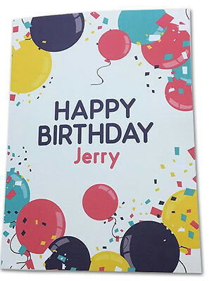 DIY Recordable Voice Blank Greeting Card -Pully to Play  - 60 seconds audio
