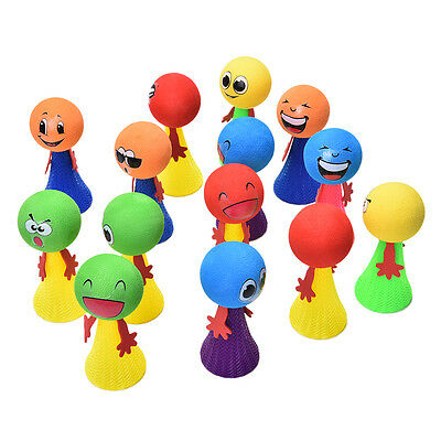 3x Jump Doll Bounce Elf Fly Creative Children Kids Baby Educational Toy NIUK