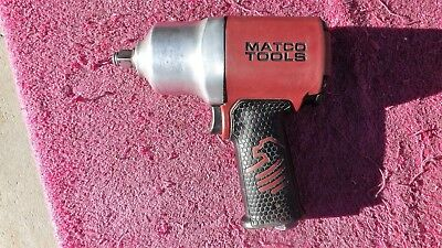 "Matco *near Mint!* Mt2769 ""new Style"" Impact Wrench!  Huge 1300 Ft/lbs Torque!"