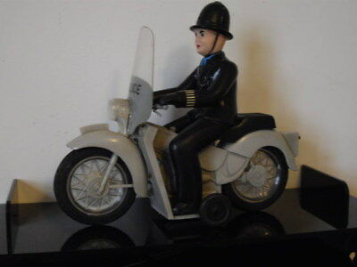 Motorcycle Velocette Le 1950 Police Near Mint Motor Runs