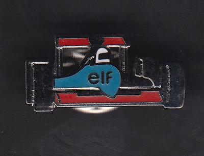 Pin's voiture Renault Elf  F1 - Formule 1