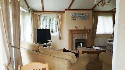 Holiday Lodge Static Caravan for hire / rent Hunstanton Price Incl Bond £70