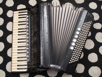 Frontalini 4/5 Lmmh Accordion/accordian, Shipped 74 To Brazil