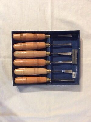 Wood Carving Tools. Small
