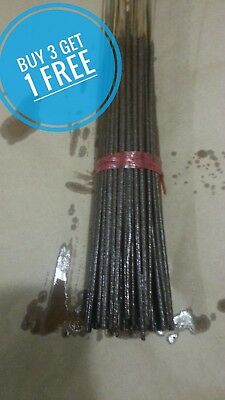 100 - Hand Dipped Incense Sticks Fresh Egyptian Musk scent buy 3 get 1 free