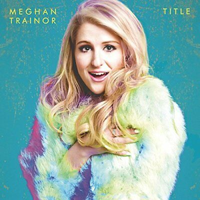 Title [Audio CD] Meghan Trainor New Sealed UK Release