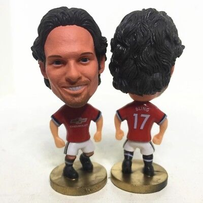 Daley Blind Action Figure Soccer Football Manchester United Toy Cake Topper UK