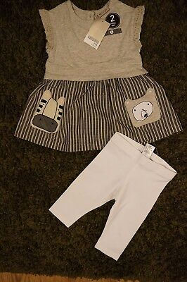 BNWT baby girls clothes 3-6 months