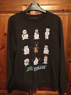 Boys Christmas Top From Next  Age 14 Years