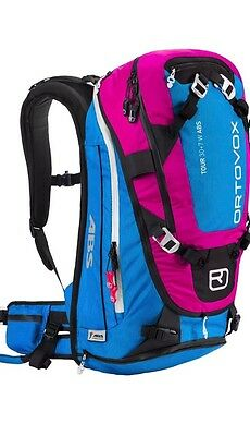 Ortovox Tour  30 + 7 W ABS Backpack  M.A.S.S. SYSTEM