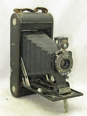 Kodak No. 1A  Autographic Kodak Jr.  Folding Camera