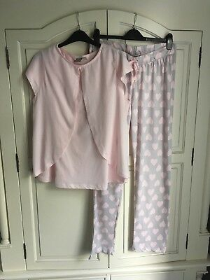 ASOS Maternity / Nursing Pyjamas Size 10 BRAND NEW