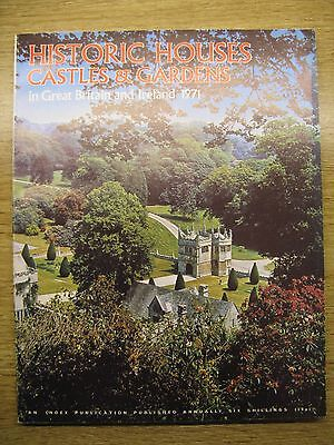 Historic Houses Castles & Gardens In Great Britain And Ireland 1971