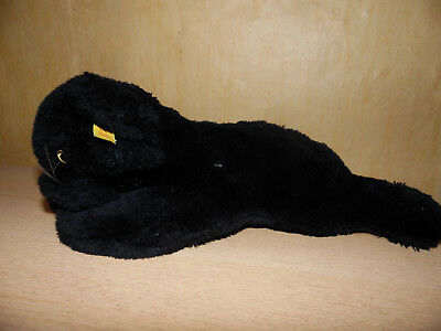 "Steiff ""Cosy Panther"" mit Knopf/Fahne Nr 088520"