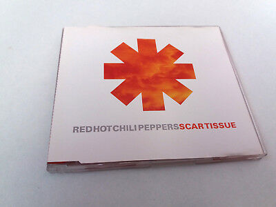 """Red Hot Chili Peppers """"Scartissue"""" Cd Single 1 Tracks"""