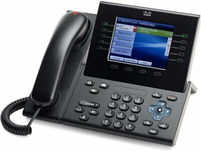 CISCO CP-9951-C-K9 UNIFIED IP Phone 9951 5 Inch Color Display VoIP