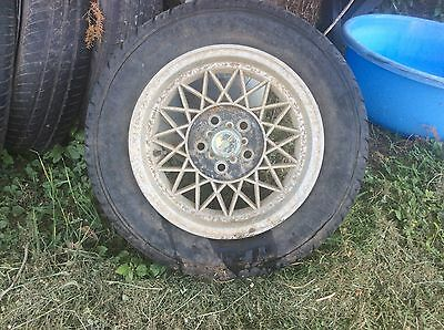 American Racing Hotwire mag wheel