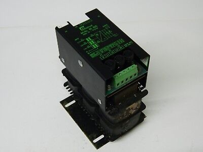 Murrelektronik 85 805 3 phase Transformer 415vac sec 24vdc 10 Amps