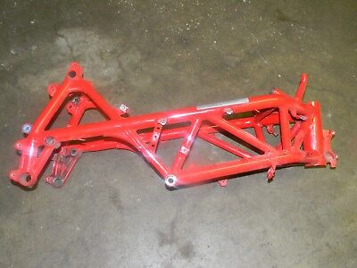 Ducati 1098 Frame Chassis Salvage