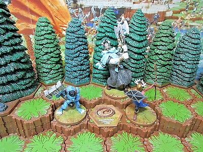 Heroscape Icewind Scourge from Wave 13/D3 Moltenclaw's Invasion