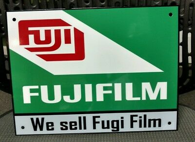 Fugi Fugifilm 35mm sign