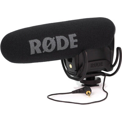 Rode VideoMic Pro VM VidMic Pro Microphone For DSLR Camcorder On-Camera Shotgun