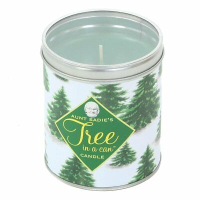 Aunt Sadie's Tree In a Can Candle