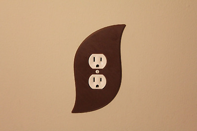 Switch & Outlet Cover Plate, Mid Century Modern MCM - 3D Printed