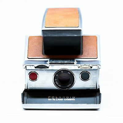 Polaroid SX-70 Instant Land Camera