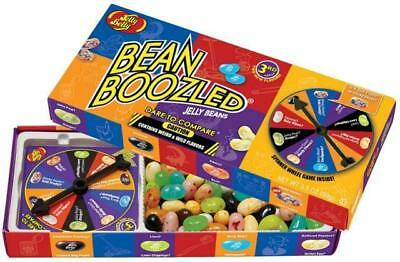 907636 Jelly Belly Bean Boozled 3Rd Edition Spinner Game! Weird & Wild Flavours!