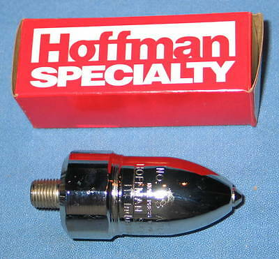 """Hoffman #43 Air Valve Convector #401458 1/4"""" Straight Stem w/FREE SHIPPING - NEW"""