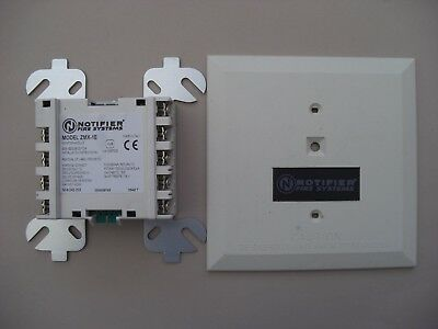 £36.00 Notifier ZMX-1E Addressable Monitor Module