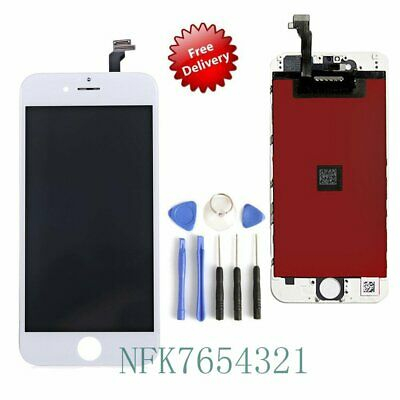 """White Replacement For iPhone 6 4.7"""" LCD Display Touch Screen Digitizer Assembly"""
