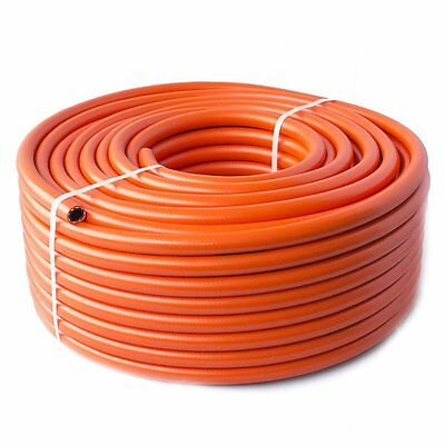 Propane Butane LPG Gas hose pipe for Camping Caravan BBQ High pressure 6/9/10mm