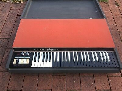 Vox Jaguar Orgel
