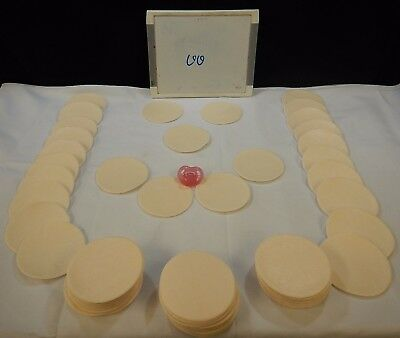 NUK Ultra Thin Disposable Nursing Pads New 66 Count Breastfeeding Supply RC