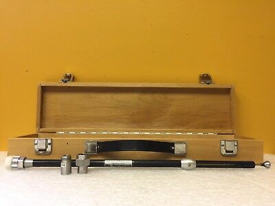 HP / Agilent 905A 1.8 to 18 GHz, 1.05 SWR, Coaxial Sliding Load + Case. Tested!