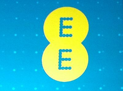 Everything Everywhere (EE) UK SIM card - ideal for your UK or EU travel